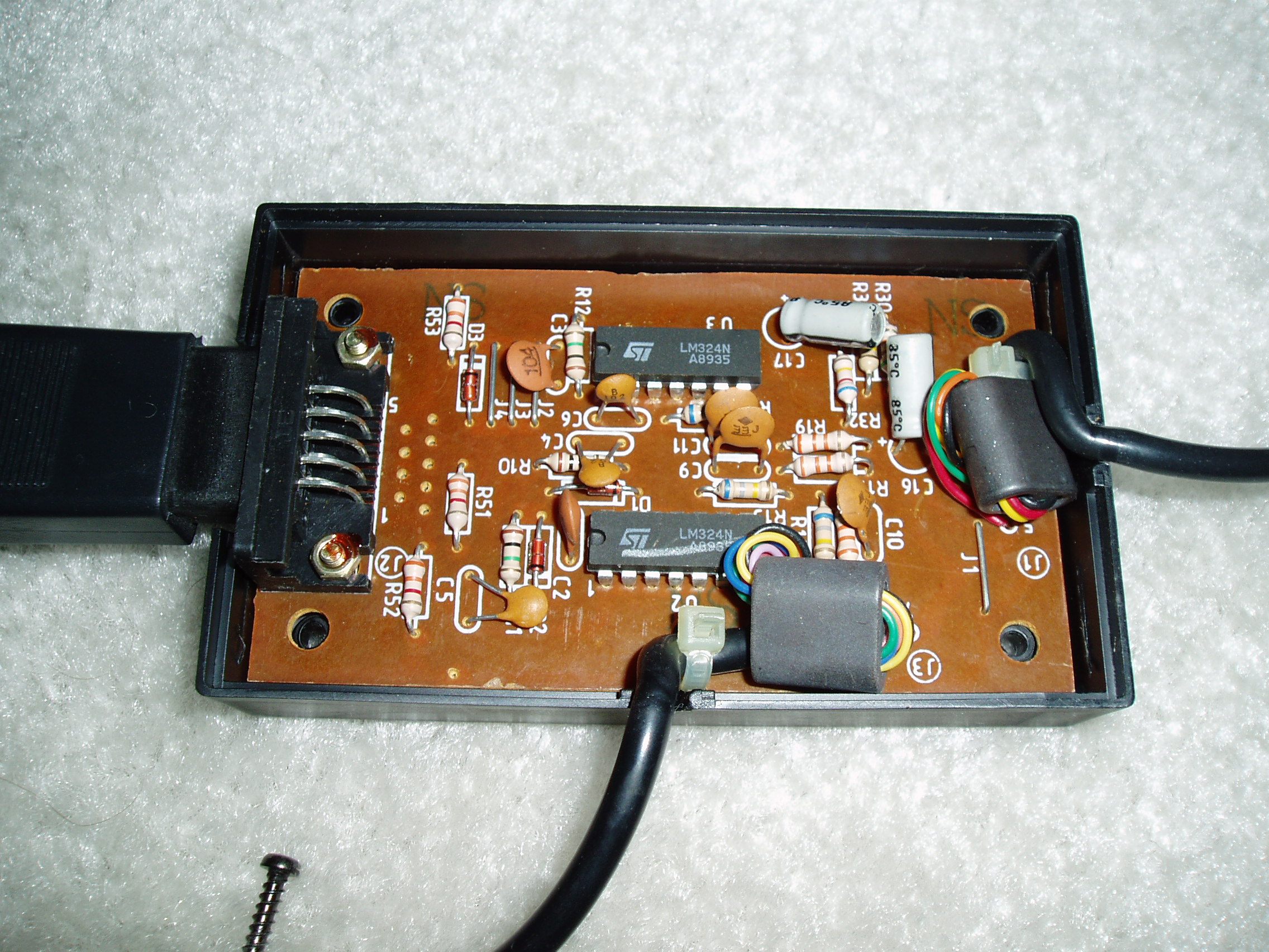 Nesdevcom View Topic The Power Glove Lm324 Op Amp Http Wwwpic2flycom Lm324opamphtml 2 3 Contains A Minimalist Pcb With One Tiny Texas Instruments Tl062cp 939eb Edit Another Datasheetcatalogcom Datashe